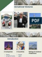 Theme Parks- All