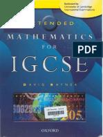 Igcse Math Book