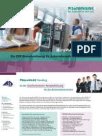 BüroWARE Vending VENDING Die ERP Branchenlösung für Automatenaufsteller (Operator)