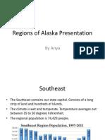 regions of alaska presentation