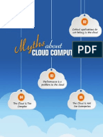 Must Read Myths About Cloud Computing - Whitepaper | CloudOYE
