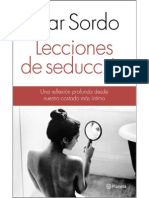 224699269 Sordo Pilar Lecciones de Seduccion