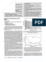 Antireflection Coating for High Index Cemented Doublets