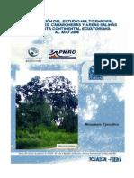 Resumen Ejecutivo Manglares 2006 clirsen.pdf