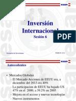 SES6 Inversion Internacional