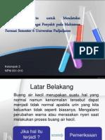 Presentasi Urin Kel. 3