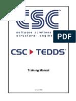 TEDDS Manual - January 2006