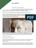 Lucius Annaeus Seneca and Life