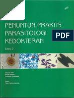 Buku Parasitologi Kedokteran