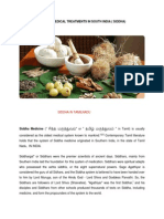 Natural Herb Medical Treatment