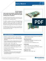 Sangoma B500 S/T BRI Card Datasheet