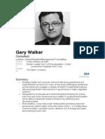 Gary Walker - Linked In.