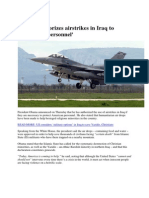 Iraq Conflit