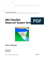 HEC ResSim Users Manual