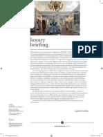 Luxury Briefing Issue 171