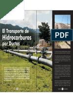 Transporte de Hcb Por Ductos