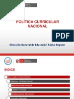 Pol+¡tica curricular - Minedu Seminario.pdf