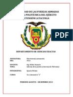 Informe Practica Thevenin