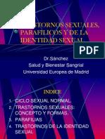 Trastornos Sexuales y de La Identidad Sexual Dsm Iv1