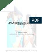 Plan de Contingencia de Inmunizaciones Nov-dic-2012[1]