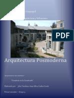 Arquitectura Posmoderna (Oficial)