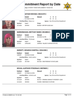 Peoria County booking sheet 08/08/14