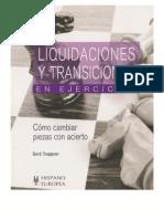 Liquidaciones y Tranciciones