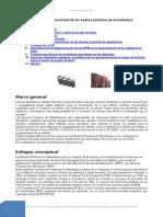 Documento Instruccional Buenas Practicas Manufactura