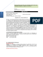 Acta Negociacion Colectiva 2014-2015