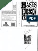 Bases para la Educacion Cristiana - Hayward Armstrong.pdf