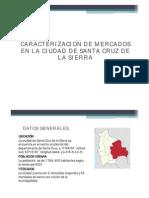 Mercados de Santa Cruz Bolivia 1