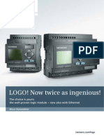 Siemens LOGO Brochure