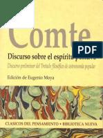 Comte, Discurso sobre el espíritu positivo - Cap1 69-83p.pdf