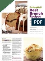 EatingWell Brunch Recipes Cookbook