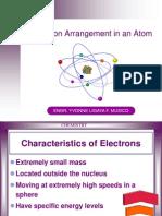 Electron Arrangement in an Atom