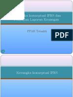 Kerangka Konseptual IFRS Dan Penyajian Laporan Keuangan
