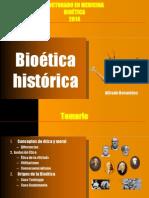 PPT BIOETICA HISTORICA