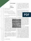 2003 Issue 1 - Information Overload