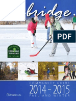 Community Guide for Fall & Winter - 2014/2015