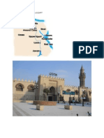 Places of Interest in Egypt