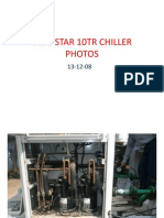 BLUE STAR 10TR CHILLER PHOTOS