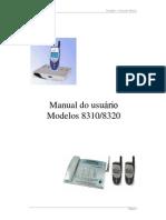 Manual Do.. 8320