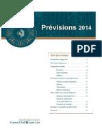Forecast 2014 Fr