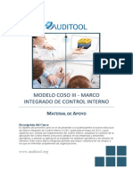 Gui¦üa Marco Integrado de Control Interno COSO III