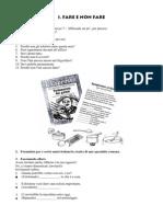 Curs Limba Italiana - Partea 02 - Capitolul I