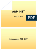 Hoja de Ruta ASPNET