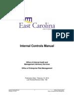 Internal Control Manual