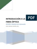 Telecom - La Fibra Óptica Leccion 3 Completo