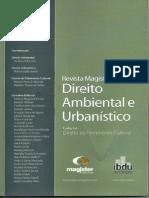 Revista Magister de Direito Ambiental e Urbanístico, Nº 34