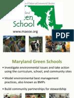 nceec green school presentation